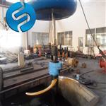 LHJ立式环流搅拌器原理