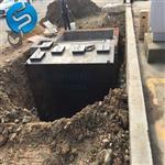 DM型不锈钢地埋污水处理设备