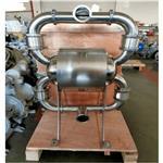 不锈钢卫生级气动隔膜泵 QBY3-W卫生级隔膜泵