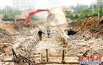 安徽烟囱拆除-安徽烟囱人工拆除技术新闻