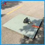 耀华XK3190-A12E+地磅秤价格,天长市电子地磅