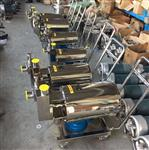 不锈钢移动式自吸酒泵