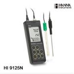 HI9125B/C防水型便�y式pH/ORP/�囟�y定�x