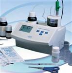 HI84102食品行�I�酸(pH)滴定分析�y定�x