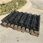南京20千克砝码生产厂家,搅拌站配重块