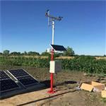 农田环境自动监测站新闻动态,雨量气候监测站安装案例