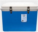 可实时打印温度小票的疫苗用2-8度转运箱RS-YS-GPRS-A,冷链保温运输箱