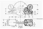 希而科优势供应STROMAG原厂进口刹车系统5KE CALIPERS系列