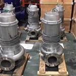 100QWP100-8-5.5不锈钢潜水排污泵