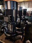 TD管道循环泵 立式管道泵