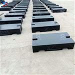 1t铸铁配重砝码,1000kg平板形标准砝码