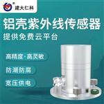 建大仁科 紫外线传感器光照检测 RS485照射强度紫外线变送器