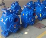SP型无堵塞自吸式排污泵 ,柴油机防洪排涝泵