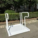 透析科称轮椅电子秤,透析轮椅秤