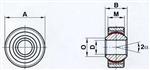 希而科进口品牌低价FLURO GLRSW-RR.316滑动轴承优势供应