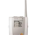 无线温湿度监测系统 - 双通道温度探头,带门触点开关,带显示