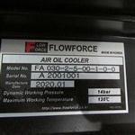 FLOWFORCE交换器FLOWFORCE冷却器