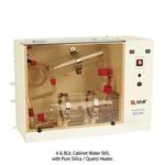 原装韩国进口大韩DAIHAN柜厨式蒸馏水器厂家价格