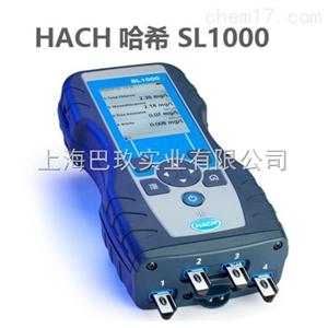 哈希PCII 型单参数水质分析仪  参数  性能