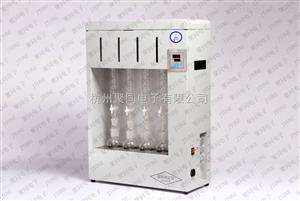 聚同电子脂肪测定仪JT-SXT-02索氏提取器