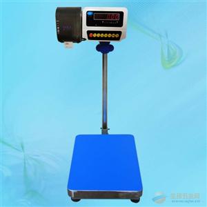 JWS-A8不干胶打印电子秤200公斤多少钱