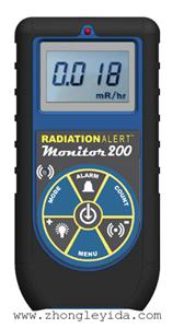 美国进口The Monitor 200低功率辐射检测仪