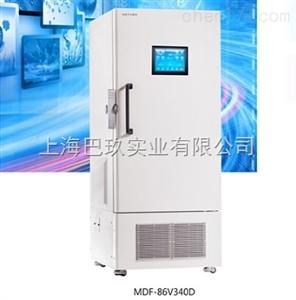 上海巴玖代理中科都菱MDF-86V188E超低温保存箱