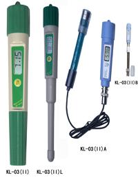 KL-03(II)�P式高精度酸度� -防水、可�Q��O