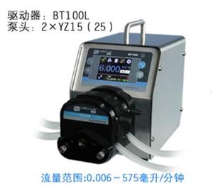 数显流量型智能蠕动泵/恒流泵(泵头可选配)