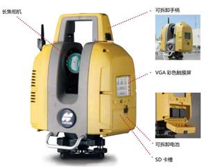 高精度点云GLS-2000三维激光扫描仪
