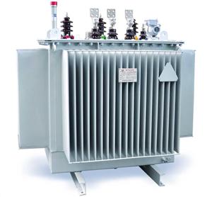 西安s11-125kva油浸式电力变压器10kv变400v