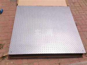 3吨平台电子秤尺寸1.2米*1.5米