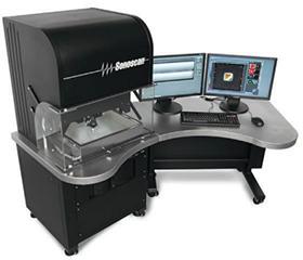 Sonoscan 超声波扫描显微镜Gen7 C-SAM检测系统