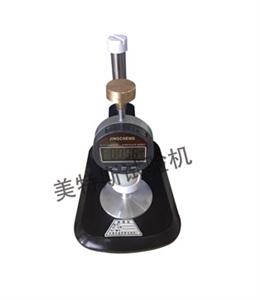 MTSJT-4数显JBO电竞比赛膜厚度竞博lol@测量范围:0-12.7mm&分度值:  0.001mm