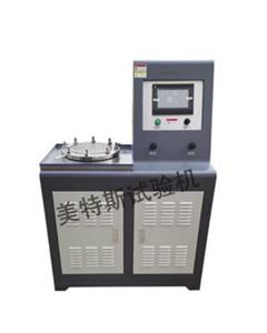 土工布耐静水压测定仪MEITESI使用方法