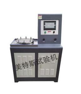 标准土工合成材料耐静水压测定仪安装使用说明