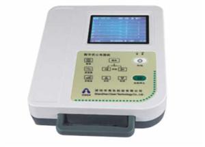 ECG-8122十二道数字式心电图机