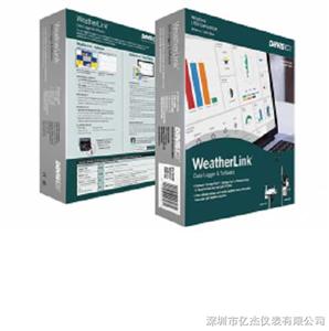 Davis WeatherLink计算机软件和数据记录器
