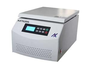 AXTG20G实验室台式高速大容量离心机