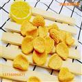 HGKW70食品厂都在用锅巴膨化机 休闲美味咖嘣小米锅巴成型设备