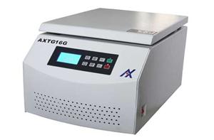 AXTG16G台式高速离心机具体参数