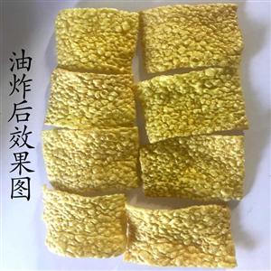 KLFA70市场热门苦荞片膨化机械实地工厂 网红苦荞片锅巴生产线配置