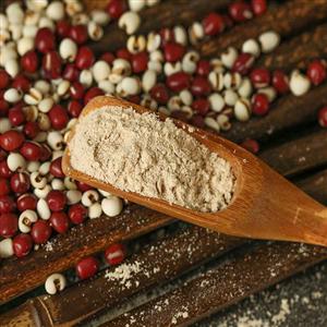 NNMK65膨化膳食麦麸粥粉生产设备 小麦麸皮子粉膨化机厂家咨询联系电话