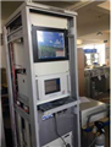 TR-9500型空分过程气在线分析系统