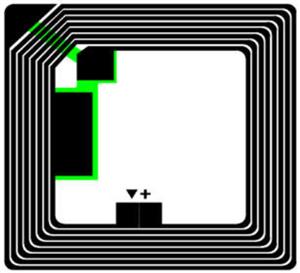 HF高频干Inlay