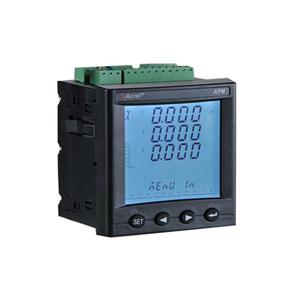 安科瑞APM800多功能�表精度0.5S��RS485通�支持